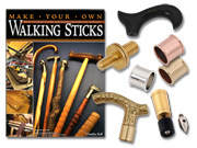 Walking Stick & Cane Supplies